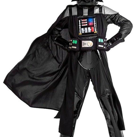 Official Disney Darth Vader costume 9/10 NWT
